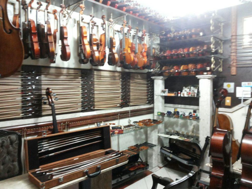 Atelier Kamroyan - Sala Principal