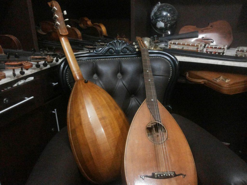 Atelier Kamroyan - Instrumentos Antigos